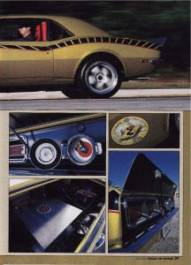 Article by Steve Chryssos from Popular Hotrodding Magazine - May 2003 - Page 29