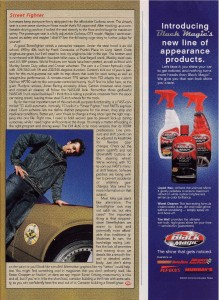 Article by Steve Chryssos from Popular Hotrodding Magazine - May 2003 - Page 30